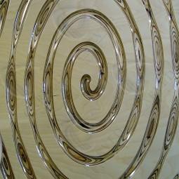 Orbit Carved Wall Art (600mm x 1000mm)